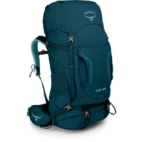 Osprey Kyte 66 Backpack Women icelake green